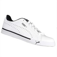 Chaussures Homme Baskets basses Puma Game Point Blanc