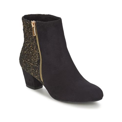 Chaussures Femme Bottines Chocolate Schubar GLORY Noir