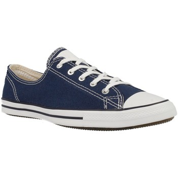 Chaussures Femme Baskets basses Converse CT Fancy OX Bleu marine