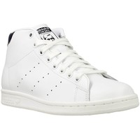 Chaussures Homme Baskets montantes adidas Originals Stan Smith Mid Blanc