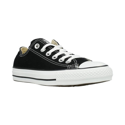 Chaussures Homme Baskets basses Converse All Star OX Black Noir