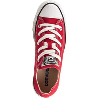 Chaussures Femme Baskets basses Converse Chuck Taylor All Star OX Rouge
