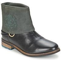 Chaussures Femme Boots Gaastra BONEFISH Noir