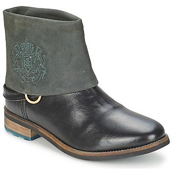 Bottines / Boots Gaastra BONEFISH Noir 350x350