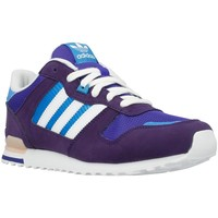 Chaussures Enfant Baskets basses adidas Originals ZX 700 K Violet
