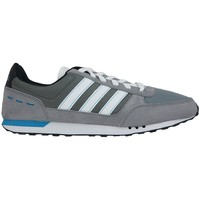 Chaussures Homme Baskets basses adidas Originals City Racer Gris