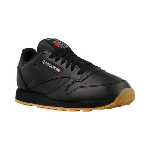 Chaussures Homme Baskets basses Reebok Sport Classic Leather Noir