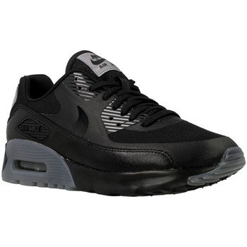Chaussures Femme Baskets basses Nike W Air Max 90 Ultra Essential Gris-Noir