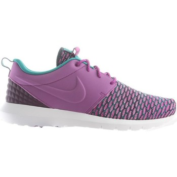 Chaussures Homme Baskets basses Nike Roshe NM Flyknit Prm Violet