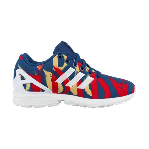 Chaussures Femme Baskets basses adidas Originals ZX Flux W blanc