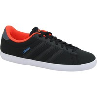Chaussures Homme Baskets basses adidas Originals Derby ST Blanc-Noir-Orange
