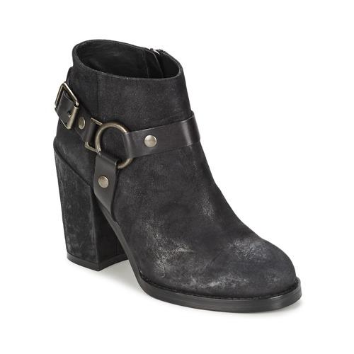 Bottines / Boots Ash FALCON Noir 350x350