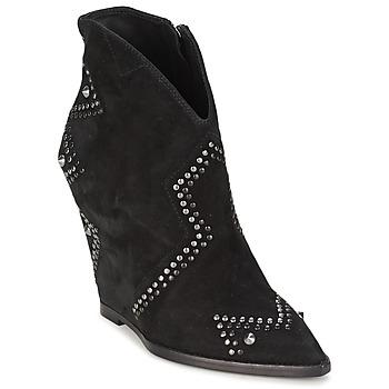Bottines / Boots Ash JESSICA Noir 350x350