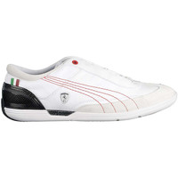 Chaussures Homme Baskets basses Puma D Force LO SF Blanc