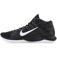 Chaussures Homme Baskets montantes Nike Zoom Ascention Noir-Blanc
