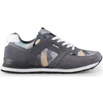 Chaussures Homme Baskets basses Lando Citizen Gris
