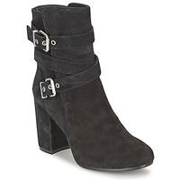Chaussures Femme Bottines Ash FARGO Noir