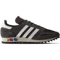 Chaussures Homme Baskets basses adidas Originals LA Trainer OG Graphite-Blanc