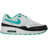 Chaussures Femme Baskets basses Nike Wmns Air Max Light Essential Blanc-Noir-Turquoise