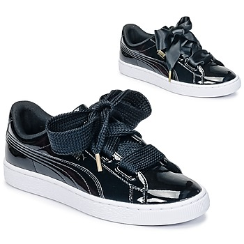 Cuir Chaussure Puma Avec Ruban Femme Amazon K3TlJcu51F
