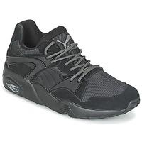 Chaussures Homme Baskets basses Puma BLAZE CORE Noir