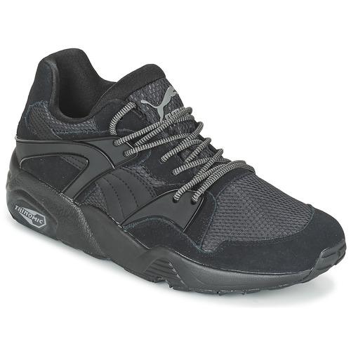 Blaze Denim - Chaussures De Sport Pour Les Hommes / Noir Puma WGTvD3gWT