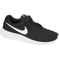 Chaussures Homme Baskets basses Nike Tanjun 812654-011 Black