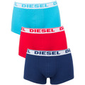 Diesel Homme Shawn 3 Pack boxers, Multicolore