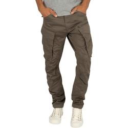 Vêtements Homme Pantalons 5 poches G-Star Raw Homme Rovic Zip 3D fuselés Cargos, Vert gris