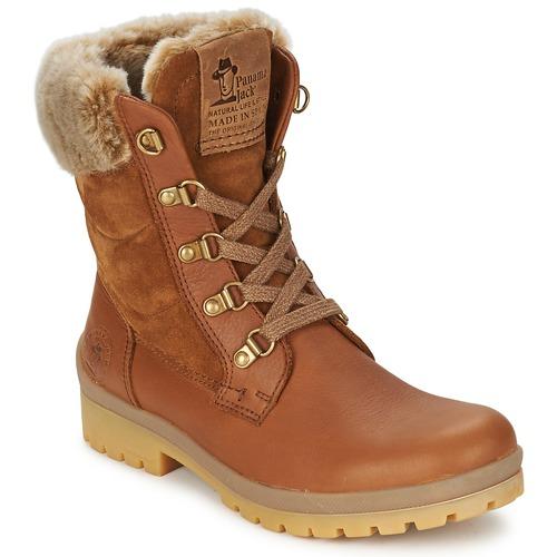 Chaussures Femme Bottines Panama Jack TUSCANI BARK