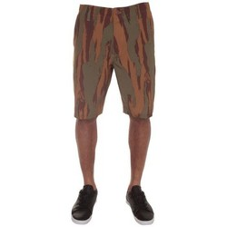 Vêtements Homme Shorts / Bermudas Volcom Short  Frickin V4S Mixed - Coffee Marron