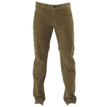 Pantalons 5 poches Hurley Pantalon  84 Slim Cord - Brown