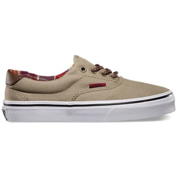 Chaussures Homme Baskets basses Vans Chaussures  Era 59 C - Coriander / Rumba Red Marron