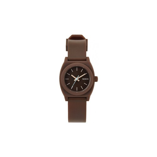 Montres Nixon Montre  Small Time Teller P - Brown Marron 350x350