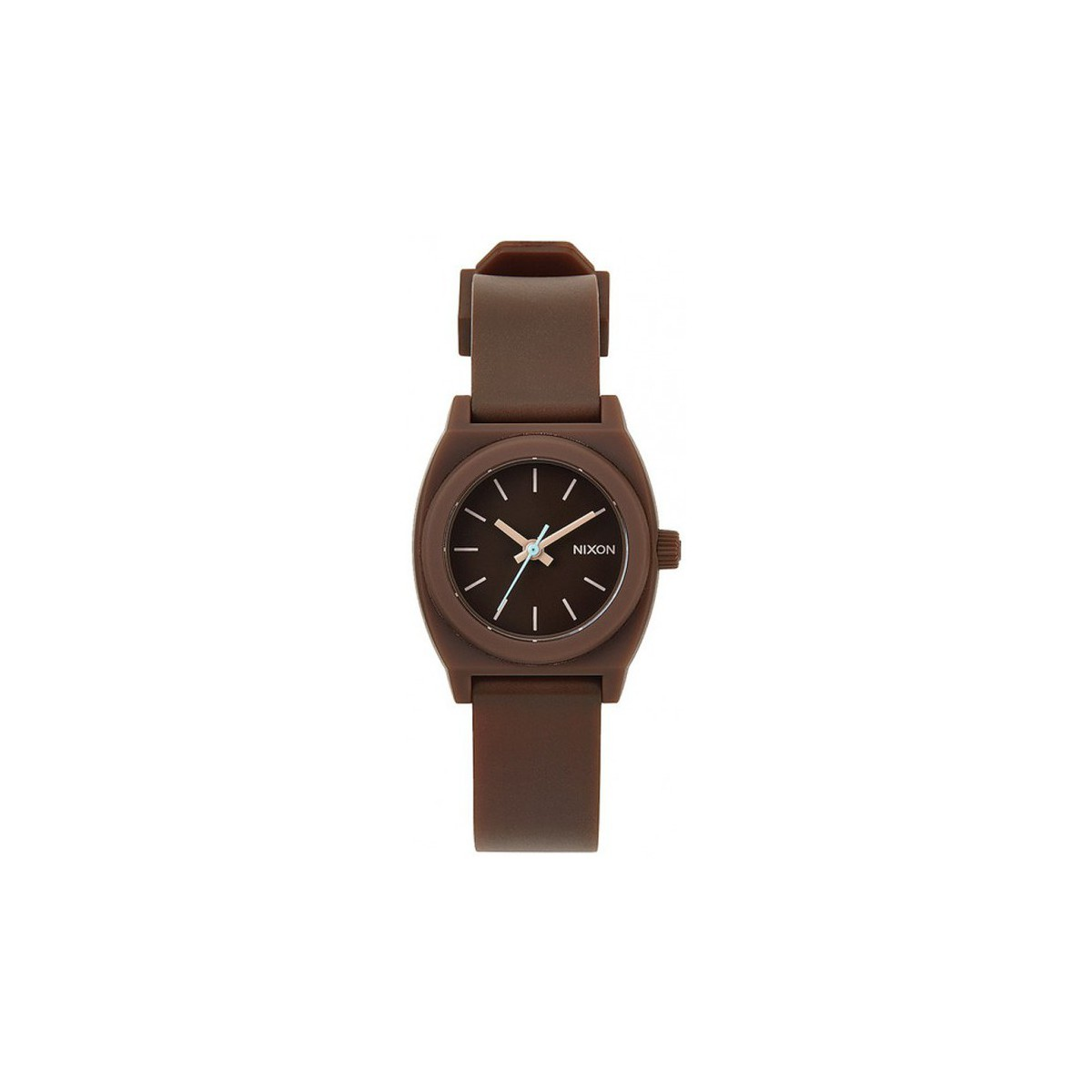 Nixon Montre  Small Time Teller P - Brown Marron