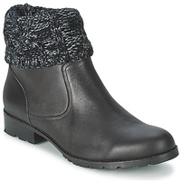 Chaussures Femme Boots Mellow Yellow RAY Noir