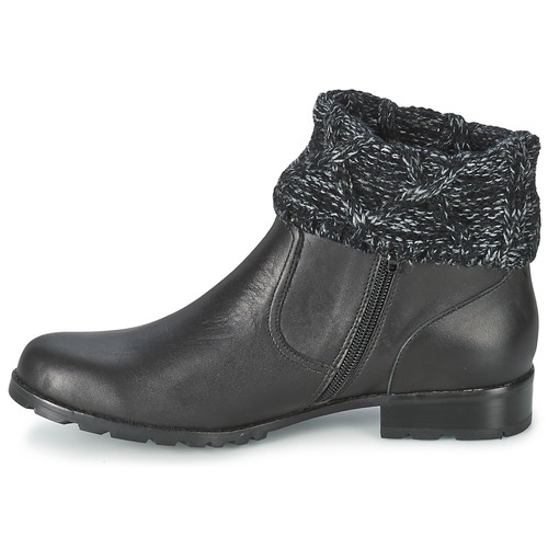 Yellow Boots Noir Chaussures Femme Mellow Ray I9eHYED2W
