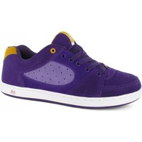 Chaussures Homme Baskets basses Es Baskets Homme  skateboard shoes collector Accel TT Purple pourpr Violet