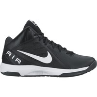 Chaussures Homme Baskets basses Nike The Air Overplay IX Blanc-Noir