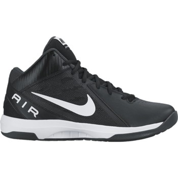 Chaussures Homme Baskets basses Nike The Air Overplay IX Noir-Blanc