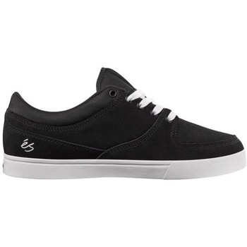 Chaussures Homme Baskets basses Es Baskets Homme Chaussure skate shoes collector  La Brea Black whi Noir