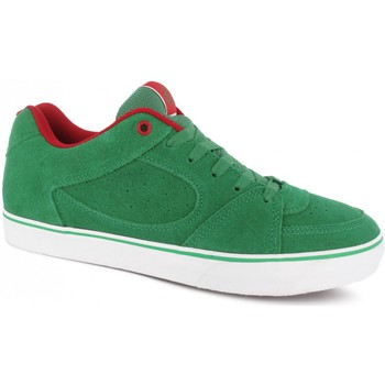 Chaussures Homme Baskets basses Es Square one SMU Green White Vert