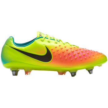 Chaussures Homme Football Nike Magista Opus II SG-Pro Multicolor