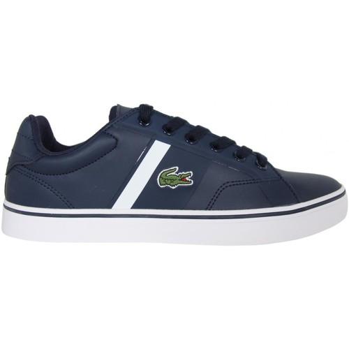 Chaussures Garçon Baskets basses Lacoste 32SPJ0110 FAIRLEAD Azul