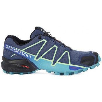 Chaussures Femme Running / trail Salomon SPEEDCROSS 4 W Multicolore