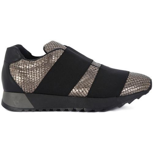 Chaussures Femme Baskets basses Stokton NAPPA BRONZE Multicolore