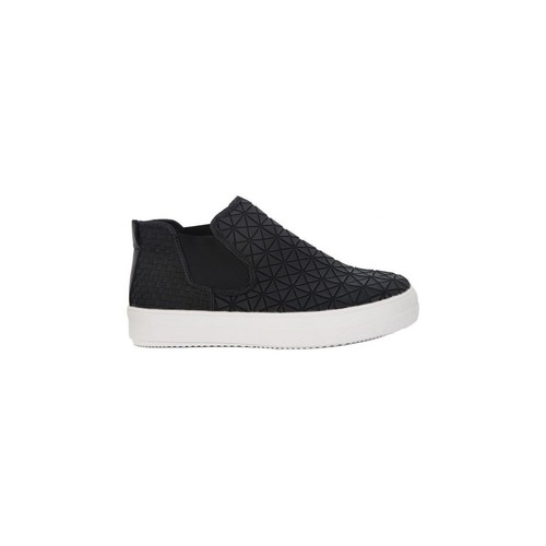Bernie Mev MID AXIS WEB Nero - Chaussures Basket montante Femme