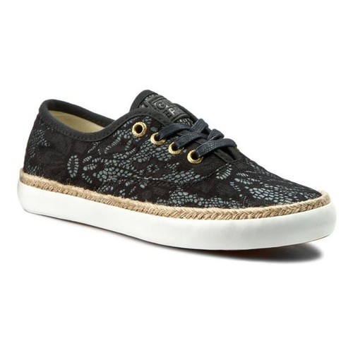 Gioseppo 32600 noir - Chaussures Baskets basses Femme