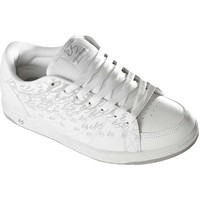 Chaussures Homme Baskets basses Es Shelton White grey Blanc