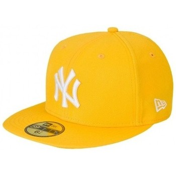 Casquette New Era Casquette MLB New York Yankees 59fifty original Jaune